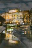 St. Michael's Castle. St.-Petersburg, Russia Stock Photo
