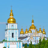 St. Michael's Cathedral in Kiev Stock Photo