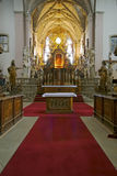 St. Michael's Church. The altar of St. Michael's Church in Bamberg, Germany Stock Images