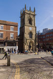 St Michael`s Church Chester Royalty Free Stock Image