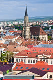 St. Michael's Church, Cluj-Napoca Royalty Free Stock Image