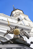St. Michael's Church in Vienna Stock Image