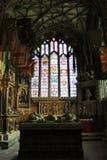 St Michael& x27; s de Kathedraal Engeland van Kapelcanterbury royalty-vrije stock foto