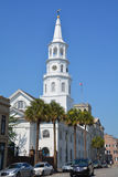 St. Michael's Episcopal Church royalty free stock image