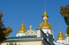 St. Michael's Golden Domed Monastery, Kiev Stock Image