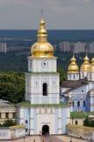 St. Michael's Golden Domed Monastery, Kiev Royalty Free Stock Image