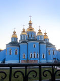 The St. Michael's Golden-Domed Monastery Royalty Free Stock Photos