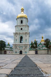 St. Michaels Golden-Domed Monastery in Kiev Royalty Free Stock Images