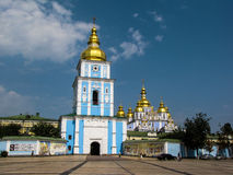 Golden Domes Of The Mother Of God Assumption Church In ...