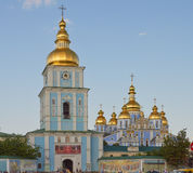 St. Michael's Golden-Domed Monastery. Stock Images