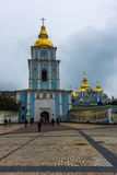 St- Michael` s Golden-gewölbtes Kloster in Kiew Lizenzfreies Stockfoto
