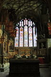 St Michael& x27; s kaplicy Canterbury katedra Anglia zdjęcie royalty free
