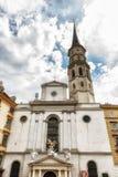 St Michael & x27; s-kyrka Wien, Österrike fotografering för bildbyråer