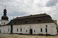 St Michael ` s monaster w Kijów Zdjęcie Royalty Free