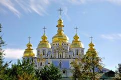 St. Michael's monastery Stock Image