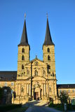 St. Michael's monastery in Bamberg, Germany Royalty Free Stock Image