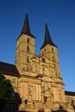 St. Michael's monastery in Bamberg, Germany Stock Photos