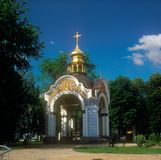 St. Michael's Monastery. Chapel. Stock Images