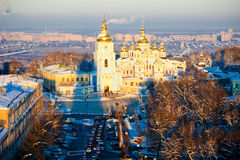 St. Michael S Monastery In Kiev Stock Photos