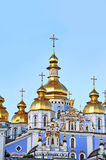 St. Michael's Monastery in Kiev Stock Photo