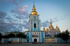 St Michael's monastery, Kiev Stock Photo