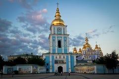 St Michael's monastery, Kiev Stock Photo
