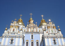 St. Michael's Monastery Kiev Ukraine Royalty Free Stock Image