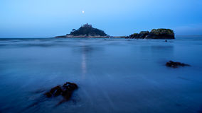 St. Michael's Mount Royalty Free Stock Photos