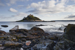 St Michael's Mount Royalty Free Stock Photo