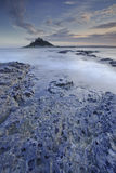 St Michael's Mount Royalty Free Stock Images
