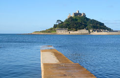 St. Michael's Mount. Stock Photography
