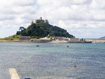 St. Michael's Mount Cornwall Stock Photos
