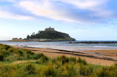 ST. MICHAEL's MOUNT Cornwall England Royalty Free Stock Photography