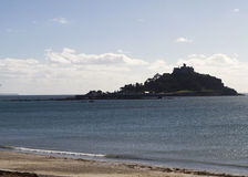 St Michael's Mount, Cornwall, UK Royalty Free Stock Photo