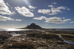 St Michael's Mount, Cornwall, UK Stock Photo