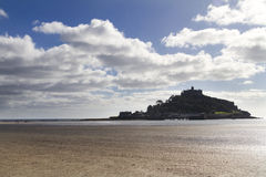 St Michael's Mount, Cornwall, UK Stock Photography