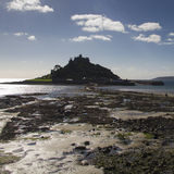 St Michael's Mount, Cornwall, UK Royalty Free Stock Image