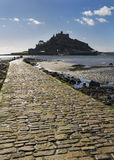 St Michael's Mount, Cornwall, UK Stock Photos