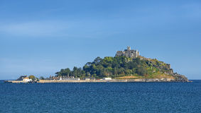 St Michael's Mount, Cornwall, United Kingdom Stock Photos