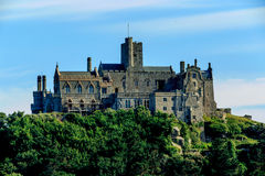 St Michael's Mount royalty free stock image