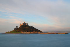 St Michael's Mount, at dawn Stock Photo