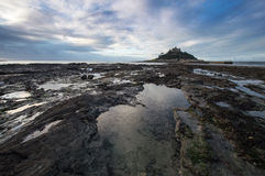 St Michael`s Mount, Marazion, Cornwall Stock Photography