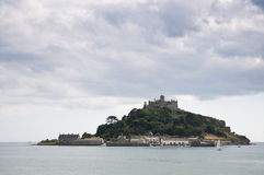 St. Michael's Mount, Marazion, Cornwall, UK Royalty Free Stock Photo