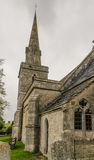 St Michael u. alle Engelskirche wenig bredy Lizenzfreies Stockfoto