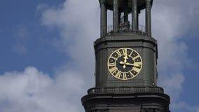 St Michaelis,汉堡 股票录像