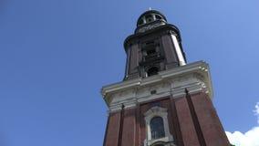 St Michaelis,汉堡 股票视频