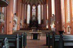 St. Michaelis Chruch Lüneburg stock fotografie