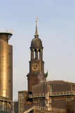St. michaelis church, Hamburg Stock Photos