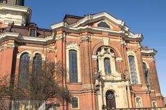 Hamburg's main church St. Michaelis Stock Photo