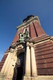 Hamburg's main church St. Michaelis Royalty Free Stock Photography